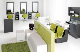 CDE cara Collection Friseursalon Set Mali 2