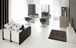 CDE cara Collection Friseursalon Set Tenda