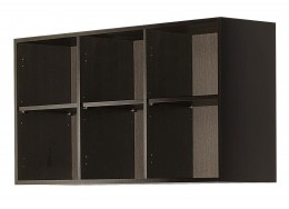 Salon Ambience Regal SERVICE TOP CABINET 120 WENGE