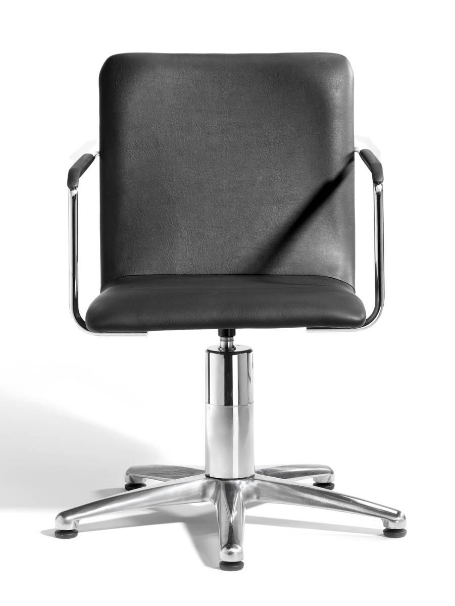 alteq friseurstuhl irony rollen stopper cde salondesign. Black Bedroom Furniture Sets. Home Design Ideas