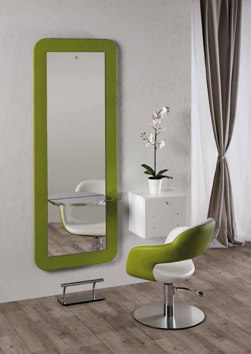 Salon ambience spiegel pixel cde salondesign - Spiegel salon ...
