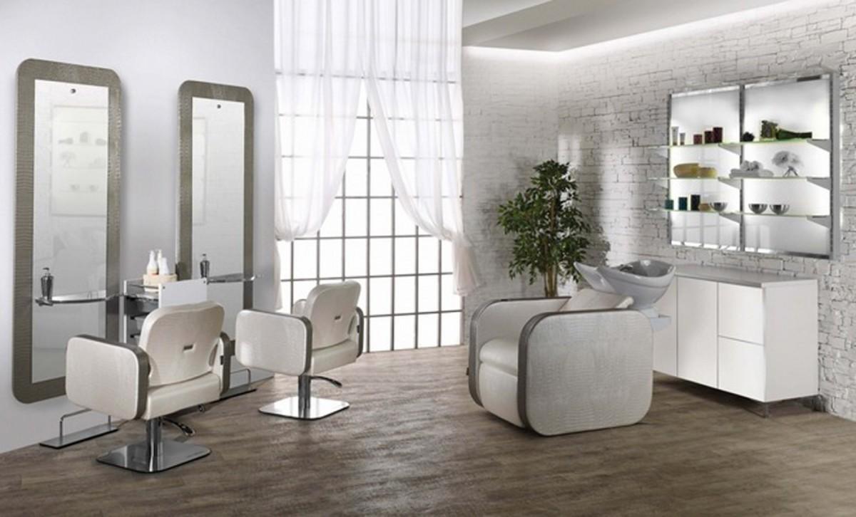 Salon ambience stuhl icon cde salondesign for Muster arredamenti parrucchieri