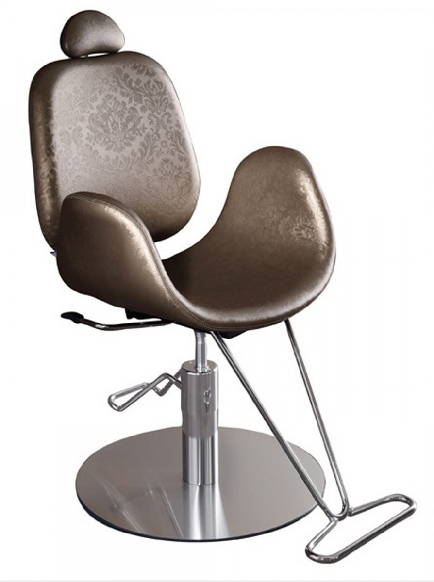 salon ambience stuhl natalie mit fu st tze cde salondesign. Black Bedroom Furniture Sets. Home Design Ideas