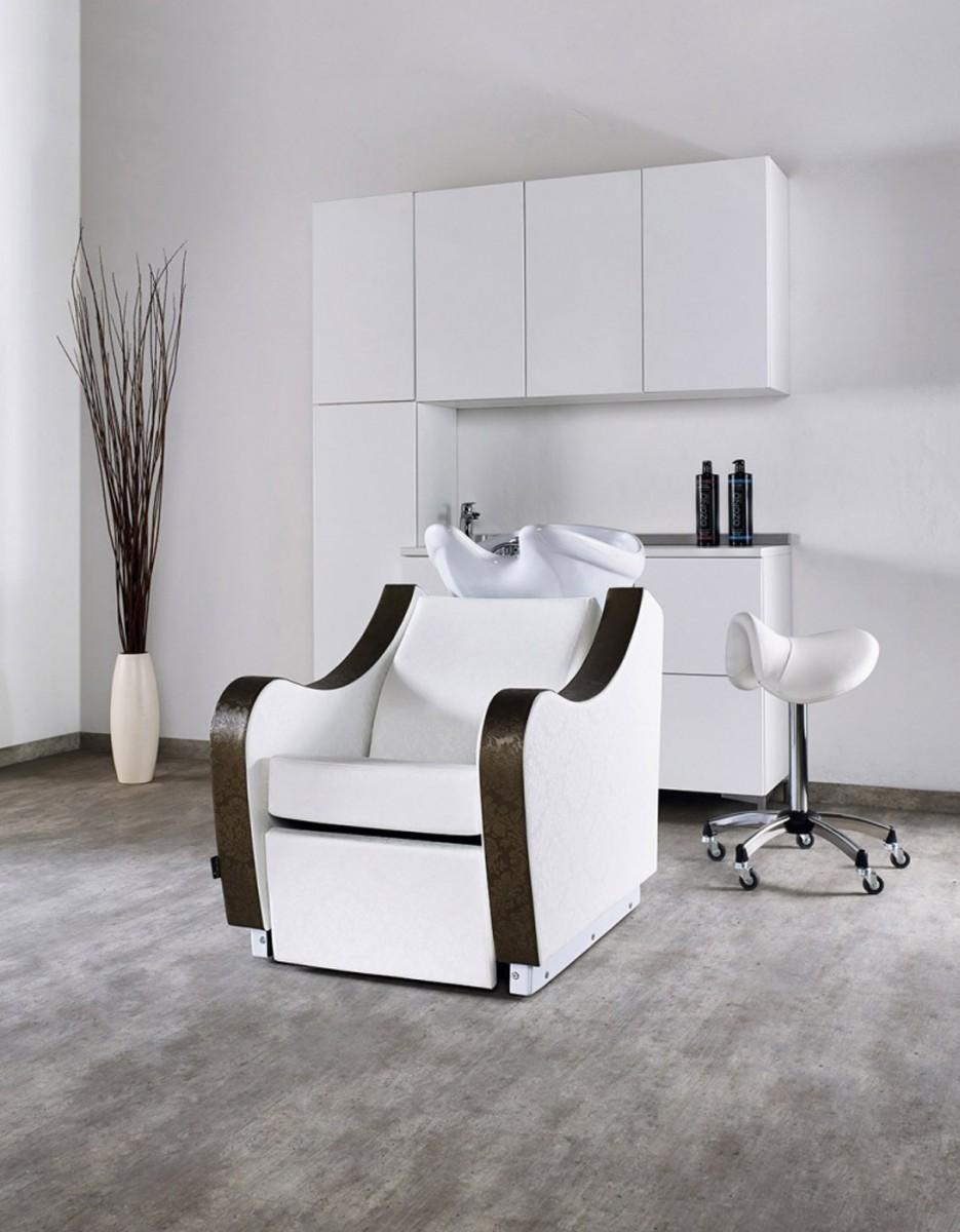 Salon ambience waschanlage gravity h henverstellbar mit for Gravity salon