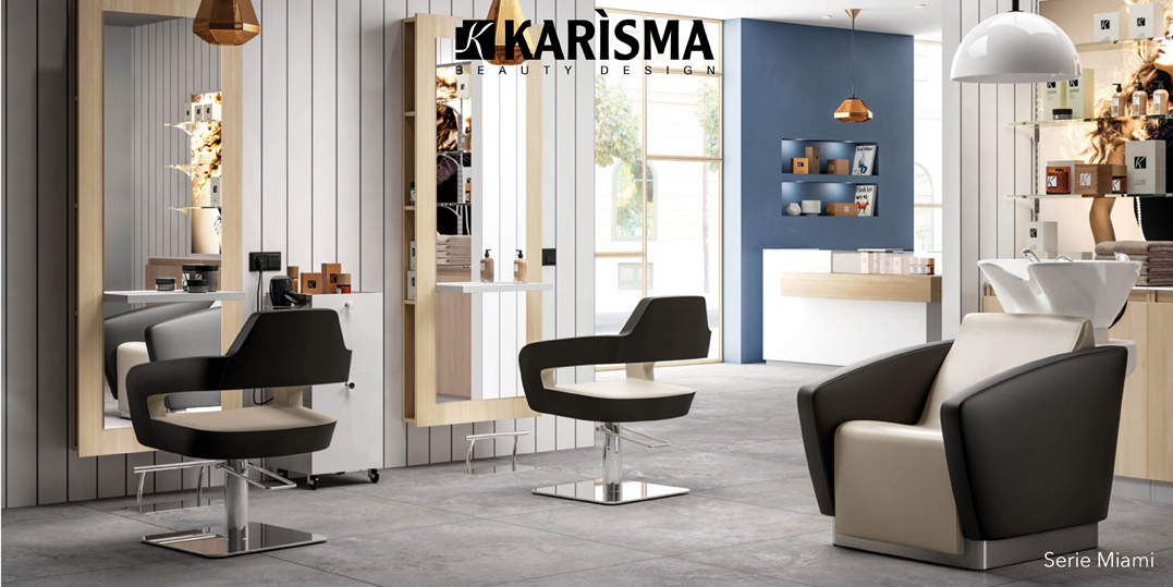 CDE Salondesign - Friseureinrichtung online kaufen